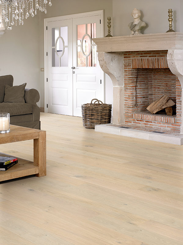 Timber flooring in a Gold Coast living room